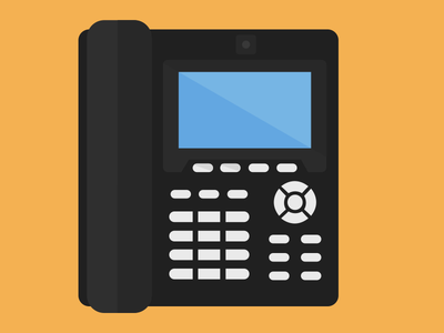 Phone illustration phone cover art