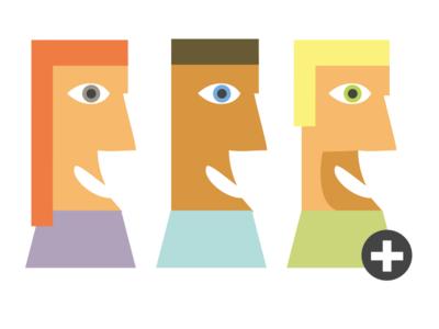 Add Team team illustration people add guru