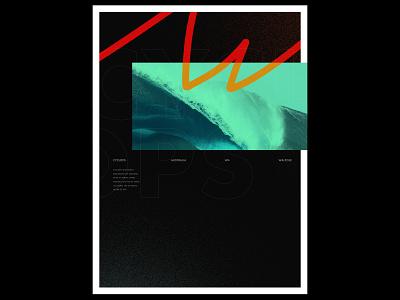 Cyclops WA creation cyclops brutalism minimal photography collage surface design photoshop surf