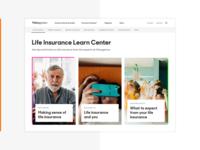 Life Insurance Learn Center