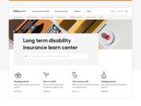 Policygenius Learn Center