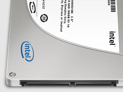 Intel X25-m icon wip intel x25-m
