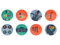 Quizz Icons