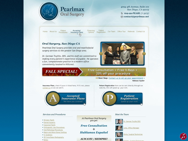 Homepage Pearlmax v1.0 pearlmax dental clinic dental care dentistry dentist dental
