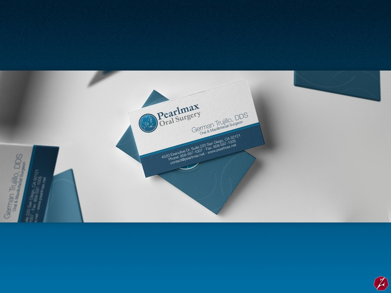 Business Cards Pearlmax business cards dentist pearlmax dental clinic dental care dentistry dentist dental
