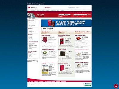 LexisNexis Store Design corporate design corporate law business lexisnexis