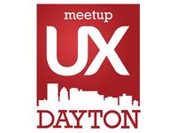 UX Dayton Meetup Logo