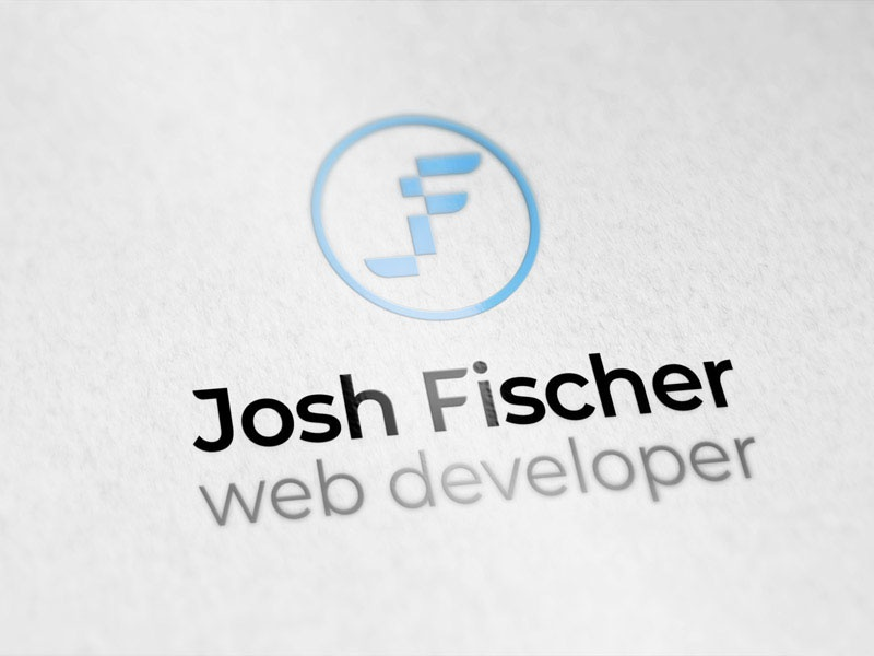 Josh fischer web developer logo   800x600