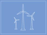 Mill of wind