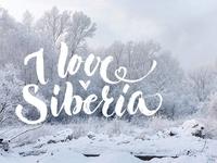 I love Siberia