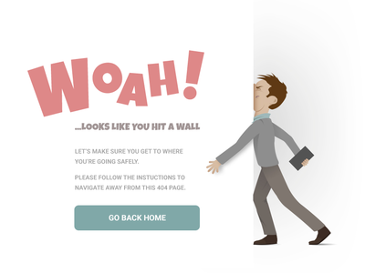 The Invisible 404 Wall