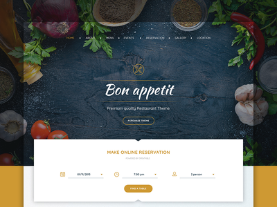 Pearl Restaurant is the best choice for Restaurant and Bars themeforest wp wordpress theme template bar cafe restaurant pearl