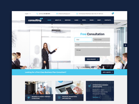 Consulting – Madrid Layout | Business WordPress Theme