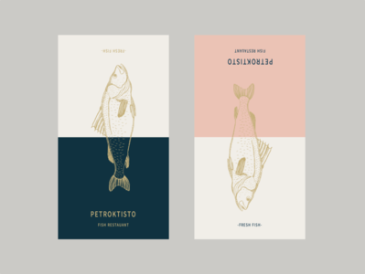Petroctisto - Branding Design logo vector illustration minimal branding ui design