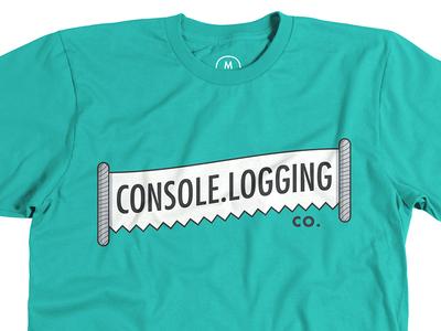 Console.Logging Co. Shirt