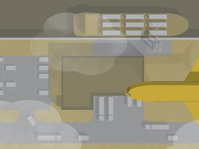 Logistics And Warehousing illustration