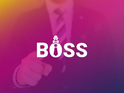 Boss Creative, Modern, logo logo logo design logotype logos logodesign creative logo flat logo branding brand identity brand minimalist