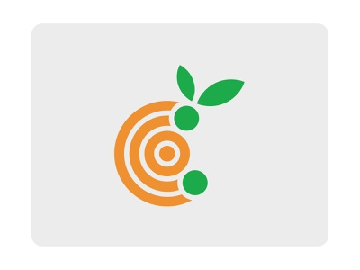 C leaf, Agriculture, Minimal Logo and Brand Identity Design minimalist flat logo brand identity plant horticulture flat brand mark icon agro tech grow branding studio agriculture branding identity branding yellow farm organic village leaf