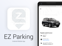 EZ Parking - Android Mobile Application