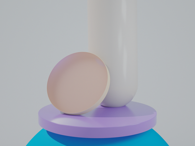 Octane Experiment design blender3dart blender3d after effects animation illustration blender octane