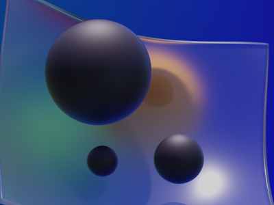 Huawei Styleframe animation art blender
