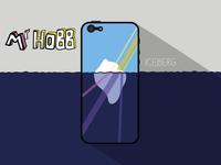 Coque Iceberg Extraverso Dribble