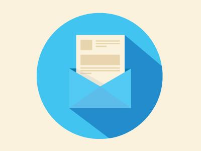 Longshadow mailicon