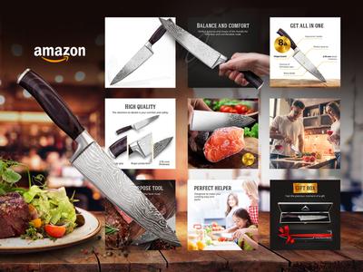 Amazon Desing Listing