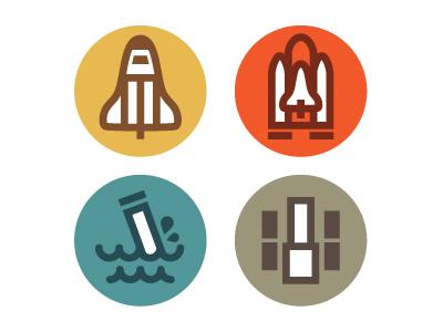 Orbiter icons