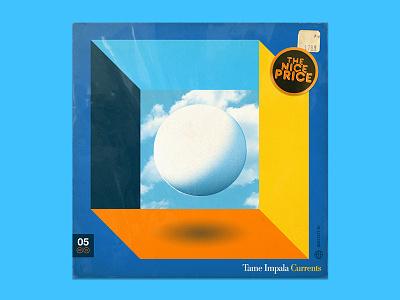 10x15 / #5 Tame Impala - Currents tame impala album art 10x15