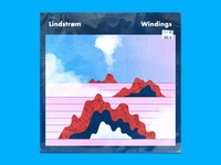 10x16 — #7: Windings by Lindstrøm