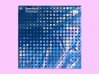 10x16 — #2: The Magic by Deerhoof