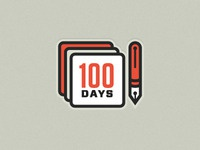 Kern & Burn 100 Days Icon