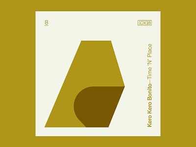 10x18 — #8: Time 'N' Place by Kero Kero Bonito 10x18
