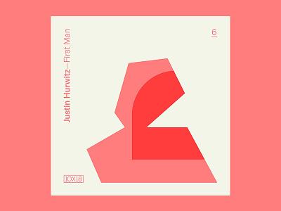 10x18 — #6: First Man by Justin Hurwitz 10x18