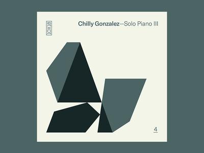 10x18 — #4: Solo Piano III by Chilly Gonzalez