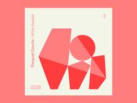 10x18 — #3: Wide Awakw! by Parquet Courts 10x18