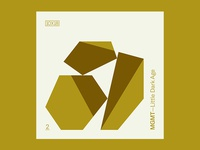 10x18 — #2: Little Dark Age by MGMT 10x18