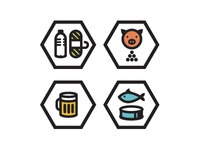 Bloomberg Markets Icons