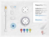 Google Map Ui Kit