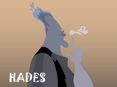 hades logo vector branding motiongraphics motion motion design illustration minimal design adobe