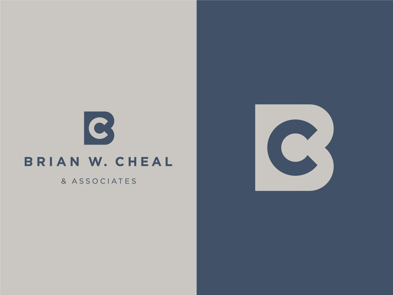BC Logo bc logo bc monogram monogram simple minimal icon accounting typography vector design branding b logo