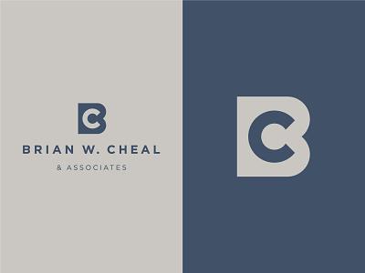 BC Logo bc logo bc monogram monogram simple minimal icon accounting typography vector design branding b logo