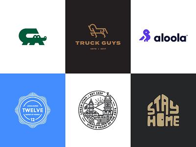 LogoLounge Picks typography logo branding icon vector design illustration logo design logos book12 logoloungebook12 logolounge