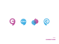 Connections - logo concepts