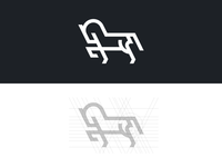 Horse mark