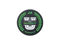 MOJO U Badge