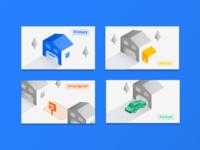 Domains Illustrations