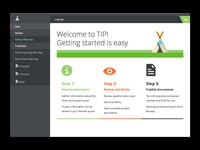 Tipi Homepage