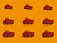 truck sprite sheet